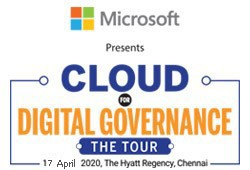 Cloud for Digital Governance - The Tour